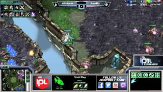 Acer vs Alternate Type - Game 6 - IPTL Contender Group A - StarCraft 2