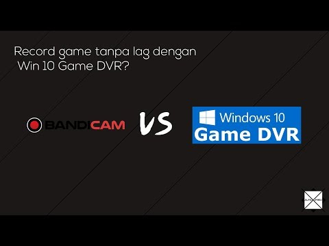 Record tanpa lag dengan Windows 10 Game DVR? from YouTube · Duration:  8 minutes 38 seconds