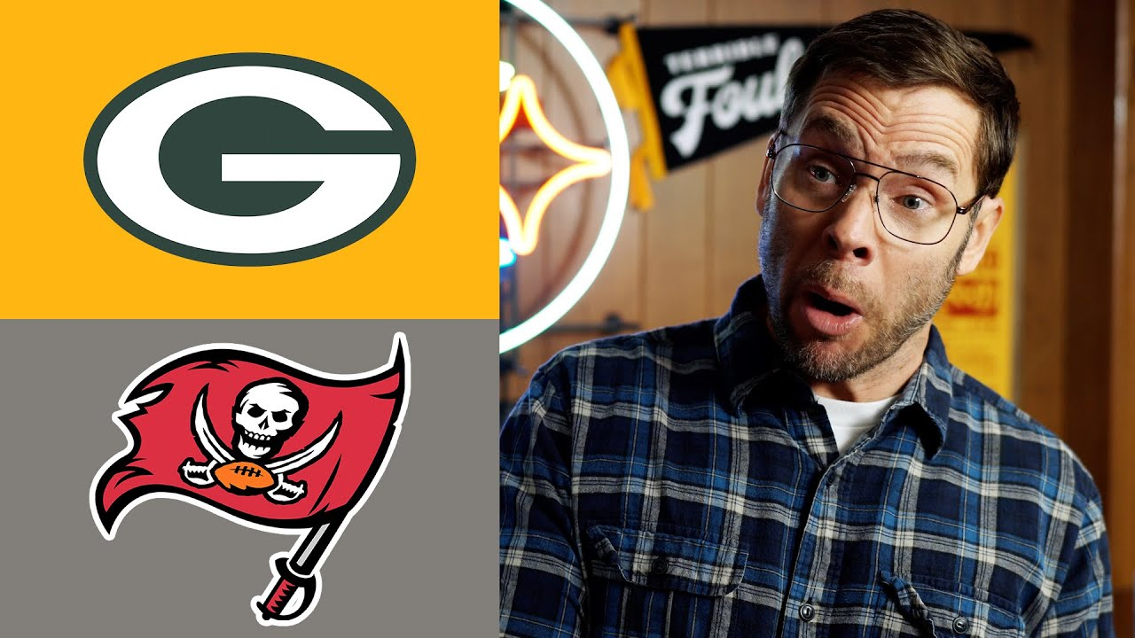 Pittsburgh Dad Reacts to Tom Brady and the Buccaneers vs Packers NFC Championship