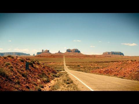 In viaggio verso Monument Valley