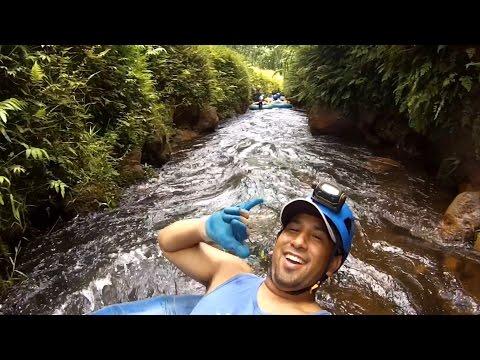 Repeat Kauai Backcountry Adventure Tubing not a lazy river