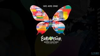 Eurovision 2013. Return to Pride Rock - We Are One (Butterflies all countries)