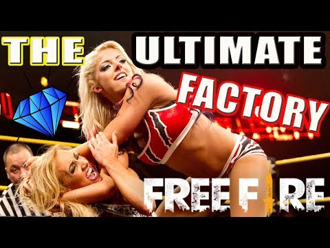 🔴 🤜THE ULTIMATE FACTORY #0I 🤛PREMIADA💎 FREE FIRE