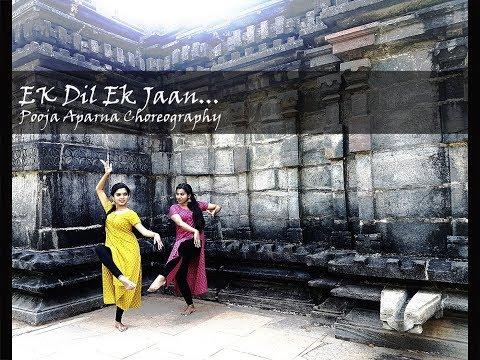 Ek Dil Ek Jaan   | Padmaavat | Dance choreography by Pooja and Aparna