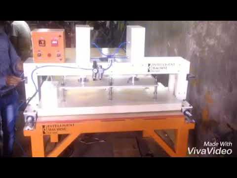 Hot Melt Stone Fusing Machine - YouTube