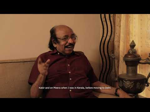 Craft of Poetry and Art of Translation: K. Satchidanandan in Conversation with Amrith Lal B.