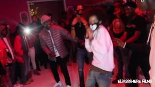 EliasInHere: Part 2: The Rap Game's Nia Kay BirthdayBash Miss Mulatto Ayo Mateo