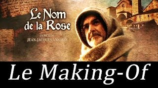 Le Nom De La Rose MAKING OF