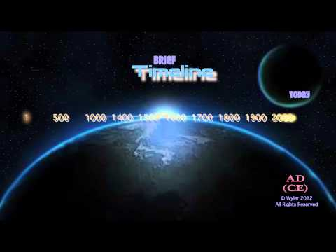 Brief Timeline - World History - 6000 years (9)