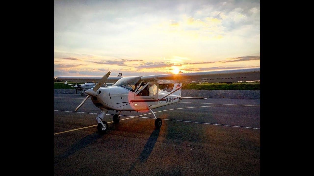 Download Pilotní výcvik ULL - Náklony