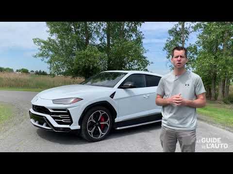 Lamborghini Urus 2019 - Plus bestial qu'on le coyait