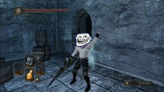 Dark Souls II - Trolling the Bell Keepers Covenant with Chameleon (Belfry Luna)