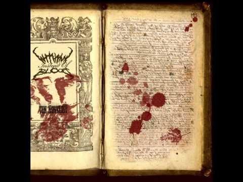 Клип With Ink Instead Of Blood - Jack Torrance