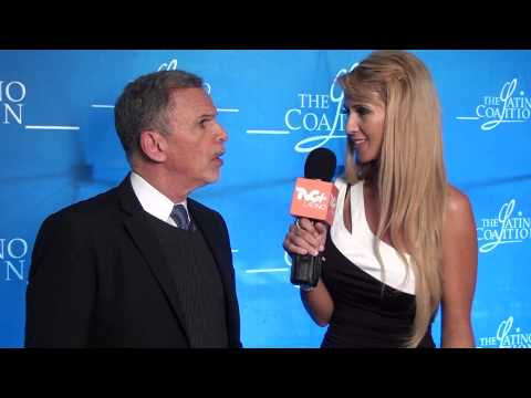 "Tony Plana INTERVIEW BY LEILA CIANCAGLINI FROM ""HOLLYWOD LIFE WITH LEILA"""