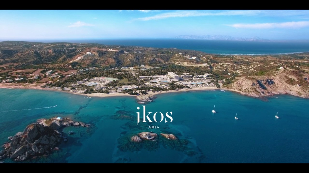 Ikos Aria the luxury All-Inclusive hotel on the island of Kos in