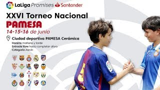 XXVI Torneo Nacional Pamesa LaLiga Promises Santander 2019 I MARCA (sábado mañana)