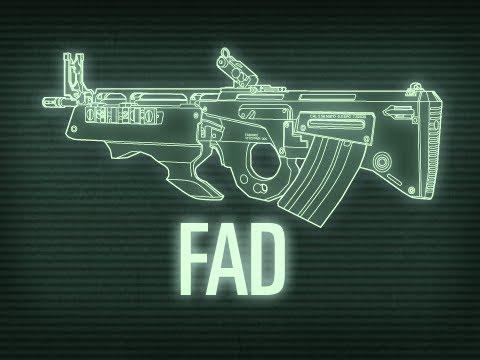 Weapons of Modern Warfare - FAD