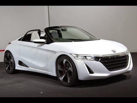 2016 Honda S2000 Review ficial