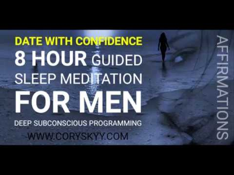 Power Affirmations, Sleep Meditation for Superior Confidence and Attraction