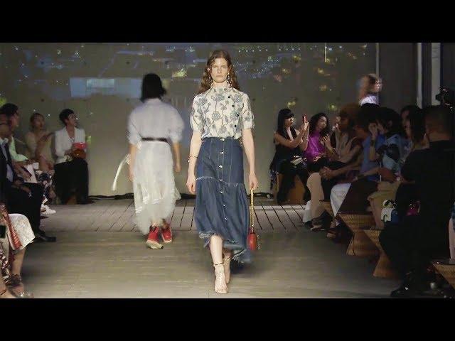 Chloe | Spring/Summer 2020 | Shanghai