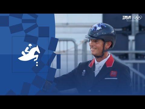 Конный спорт Выездка Финал  Олимпиада2020