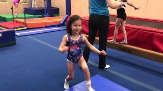 Pre-Kindergarten Gymnastics