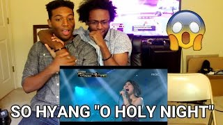 So Hyang - Oh Holy Night  Reaction
