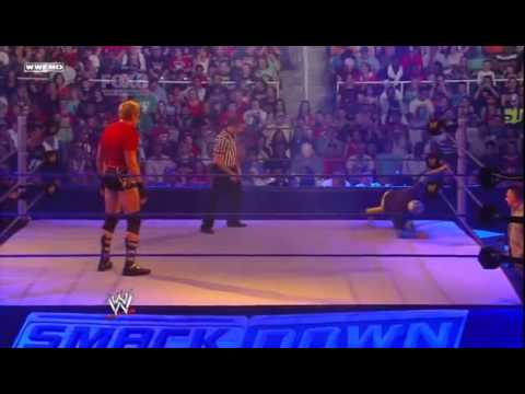 Sin Cara vs Jack Swagger - WWE SmackDown 290411