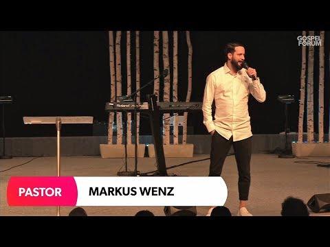 Markus Wenz_Die Auferstehung, Deine Chance_01.04.2018
