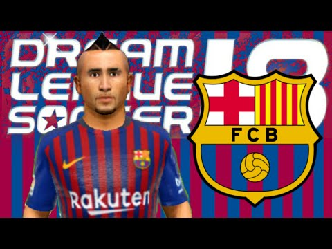 FC BARCELONA 2018/2019 All Players 100 Dream League Soccer 2018 - NEW UPDATE