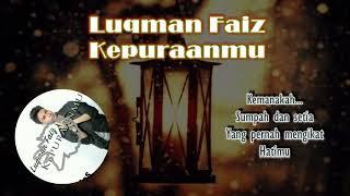 Download lagu Luqman Faiz - Kepuraanmu ★Nightcore★