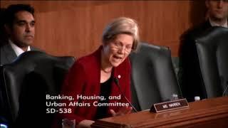 Sen. Warren slams JP Morgan CEO Jamie Dimon over his salary during 2008 financial crisis