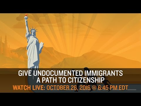 Give Undocumented Workers a Path to Citizenship
