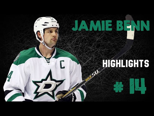 Jamie Benn Ultimate Highlights | Tribute | HD