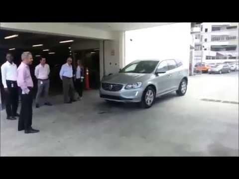 Volvo Self Driving Car Fail