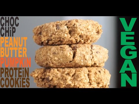 healthy-junk-food:-choc-chip-protein-cookies