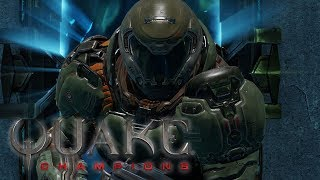 Let's Play Quake Champions Early Access With Doomguy!