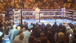 Download Anthony Joshua vs Andy Ruiz - Round 3 Knockdowns 06/01/19 Mp3 and Videos