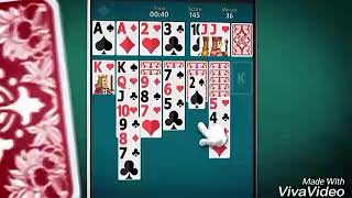 Klondike solitaire kingdom . ad video*1
