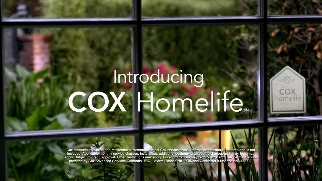 Cox Product Video - Cox Homelife