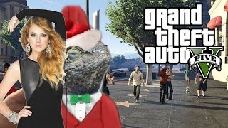 Taylor Swift NUDES & HACKED by Lizard Squad!! (GTA 5 Gameplay)