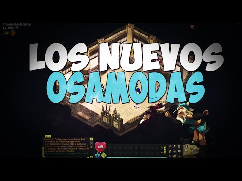 [DOFUS] LOS NUEVOS OSAMODAS DOFUS HISPANIA
