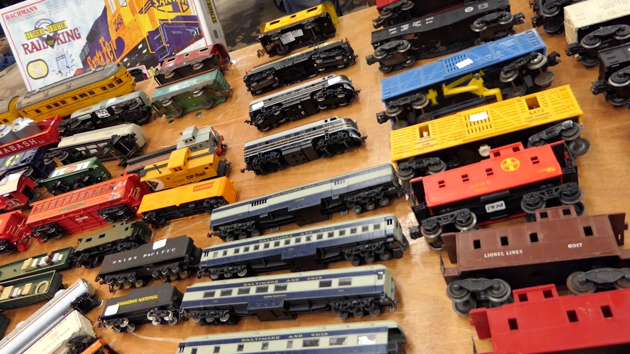 Kitchener Model Train Show November 5th 2017 Ontario Collector Shows