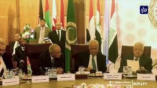 """اجتماع عربي السبت لبحث تداعيات """"صفقة القرن"""" (1/2/2020)"""