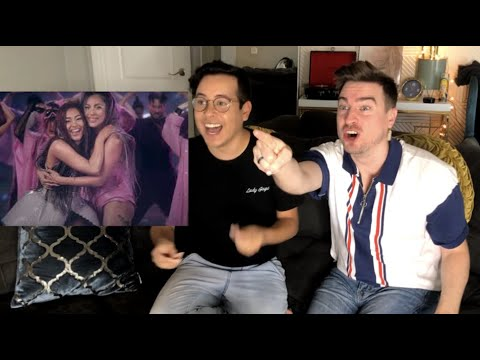 Lady Gaga, Ariana Grande - Rain On Me Official Music Video Reaction