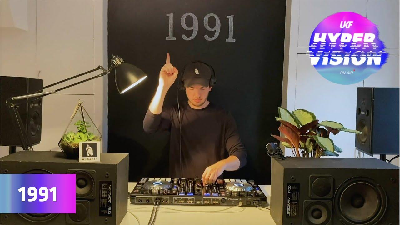 Download 1991 DJ Set (UKF On Air: Hyper Vision)