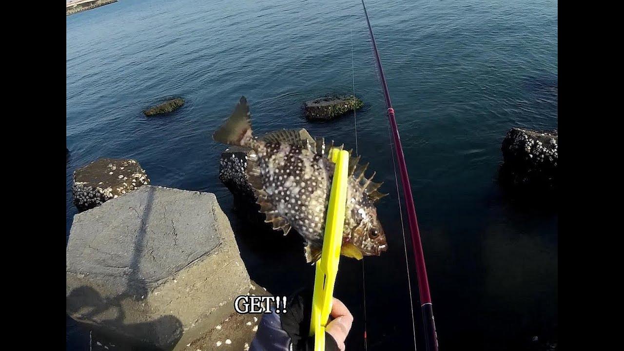 釣魚-[臭肚篇]--影片最後..還有飛扁片段!!