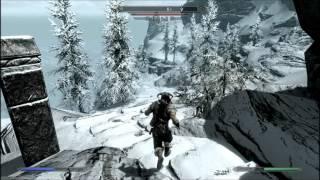 Elders Scrolls V Skyrim Gameplay (highest settings)