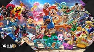 Super Smash Bros. Ultimate -- WSZYSCY tu są!
