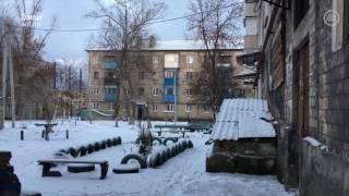 Донецк сегодня  звуки выстрелов в Петровском районе